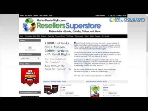 How To Use Master Resale Rights To Buy Ebook