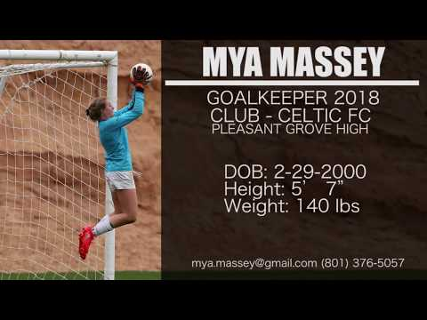 Mya Massey Highlight Recruiting Video