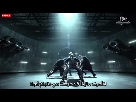 TVXQ - Catch me [ Arabic sub ]