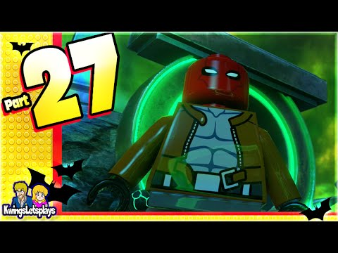 LEGO BATMAN 3 - Unlocking  The Atom, Wonder Girl and Red Hood!