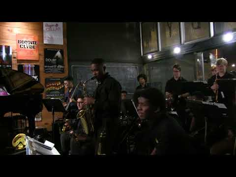 North Little Rock High School Jazz Band@The Lobby Bar-