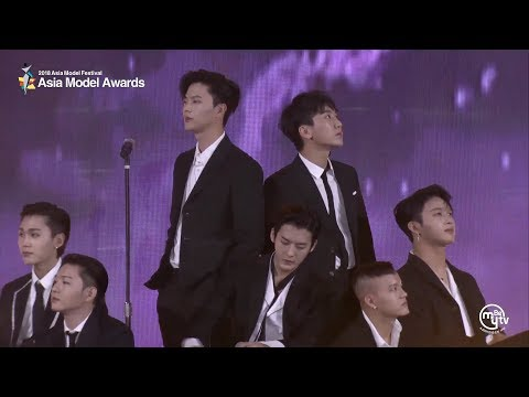 2018 Asia Model Awards - BTOB 그리워하다