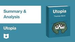 Utopia by Sir Thomas More   Summary & Analysis