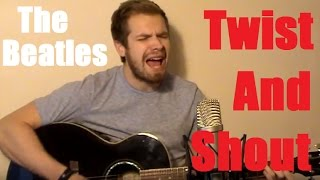 Twist and Shout - The Beatles (Ollie Bryan acoustic cover)