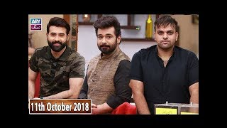 Salam Zindagi With Faysal Qureshi - Sana Askari & Kanwar Arsalan -  11th October 2018