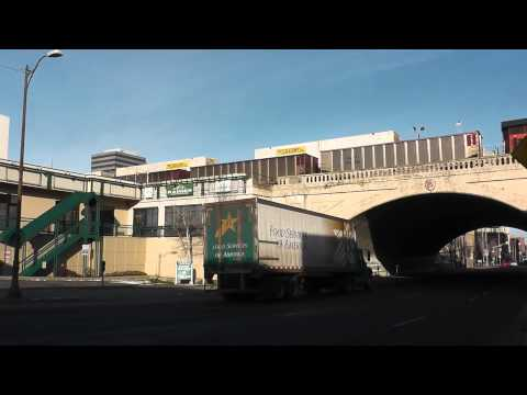 Washington St Bridge Spokane WA