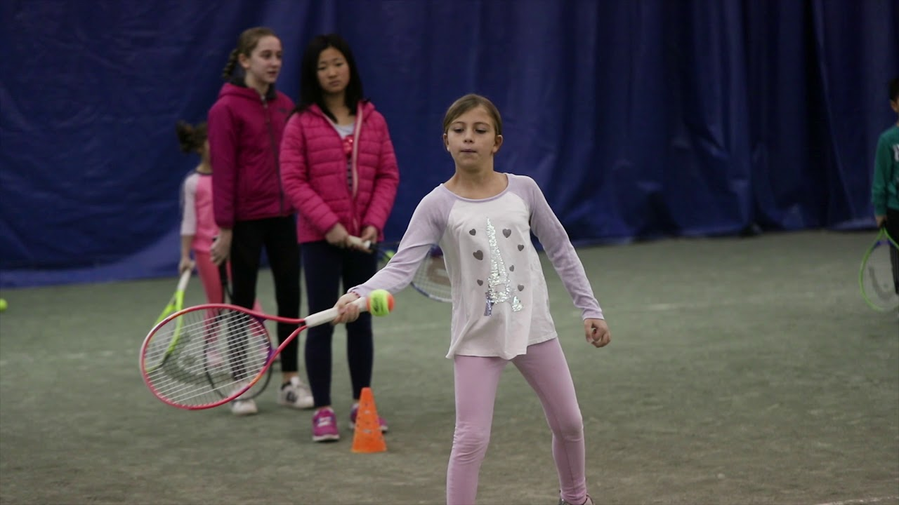 Tennis For Toddlers Home Tiger Tennis Academy
