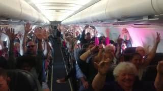 Spirit Airlines Flight To Detroit Taken Over