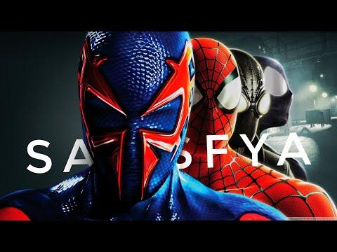 Spider Man Satisfya || Im A Rider Spider Man || IIMRAN KHAN SATISFYA SONG