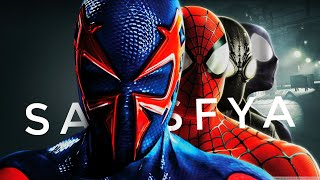 Spider Man Satisfya Im A Rider Spider Man IIMRAN KHAN SATISFYA SONG
