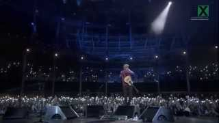 Ed Sheeran - The A Team (Live at The Roundhouse 2014)
