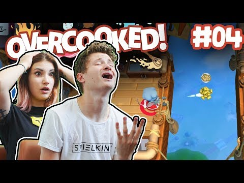 HARDCORE LEVEL| Nintendo Switch Overcooked! 2 #04 | Spielkind Gaming