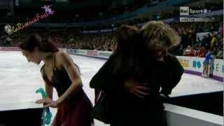 ISU WORLD 2013 - ICE DANCE FD -18/21- Meryl DAVIS  Charlie WHITE - 16.03.2013