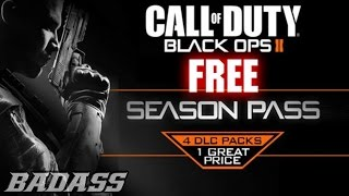 Free Season Pass Glitch: Call Of Duty: Black Ops 2
