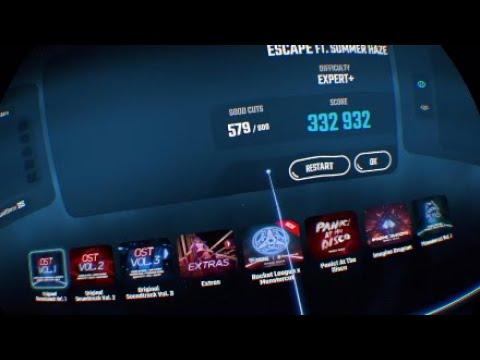 Beat Saber Gameplay #0015 - Harjottelua