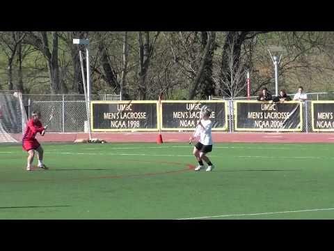 UMBC Women's Lacrosse vs Stony Brook 4/6/11 - YouTube