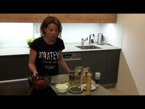 Vaření s moringou díl 1. Hovězí kebab