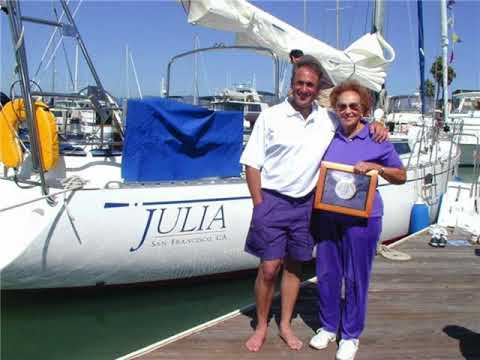 Larry Jacobson   The First Openly Gay Man to Sail Around the World