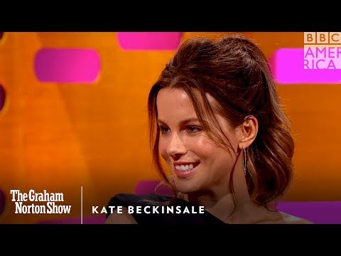 Kate Beckinsale Is a Genius Prankster  The Graham Norton