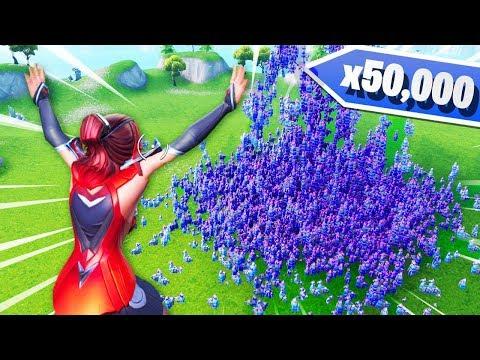 ¡NO ELIJAS LA LLAMA INCORRECTA! 🚫😱 50.000 LLAMAS EN FORTNITE | MIKECRACK FORTNITE #5