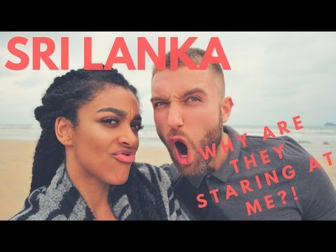 VLOG || WHY ARE THEY STARING AT ME?! OUR HOLIDAY TO SRI LANKA PART 2