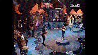 """L.O. 27 w programie """"Od przedszkola do Opola"""", TVP1 24.10.1999r."""