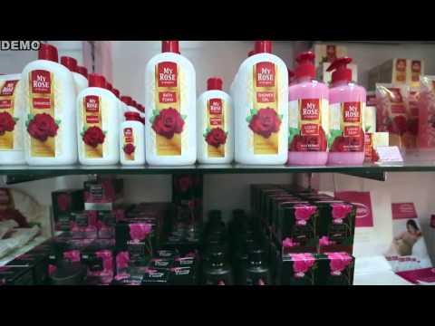 Болгарская косметика роза в москве