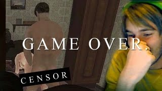 "WEIRDEST ""GAME-OVER"" EVER?! - Lucius: Part 3: Playthrough"