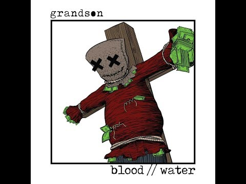 Grandson Blood//Water     Bass boosted