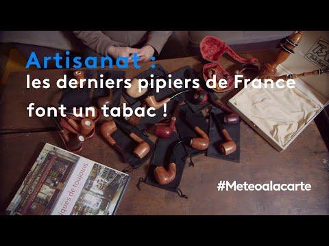 Les derniers pipiers de France font un tabac ! - Météo à la carte