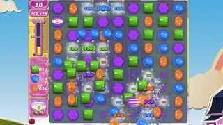 Candy Crush Saga Level 1000 GAME FREAKED OUT!