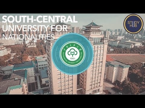WUHAN //SOUTH - CENTRAL UNIVERSITY FOR NATIONALITIES 2018//O