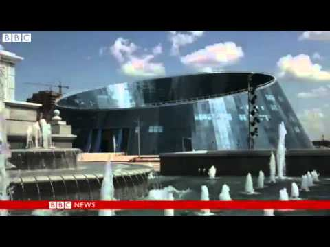 BBC News   Kazakhstan prisoners suffer 'brutal treatment'