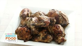 Oven-baked Jerk Chicken - Everyday Food With Sarah Carey