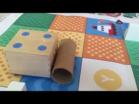 Coding for Kids with Cubetto