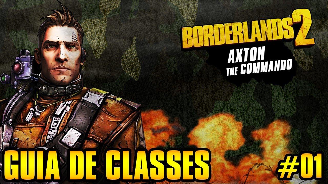 Guia de Classes #01: Commando - Borderlands 2