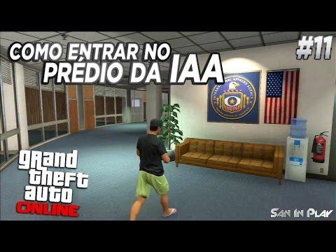 GTA Online: Como entrar no prédio da IAA - Guia de Los Santos #11