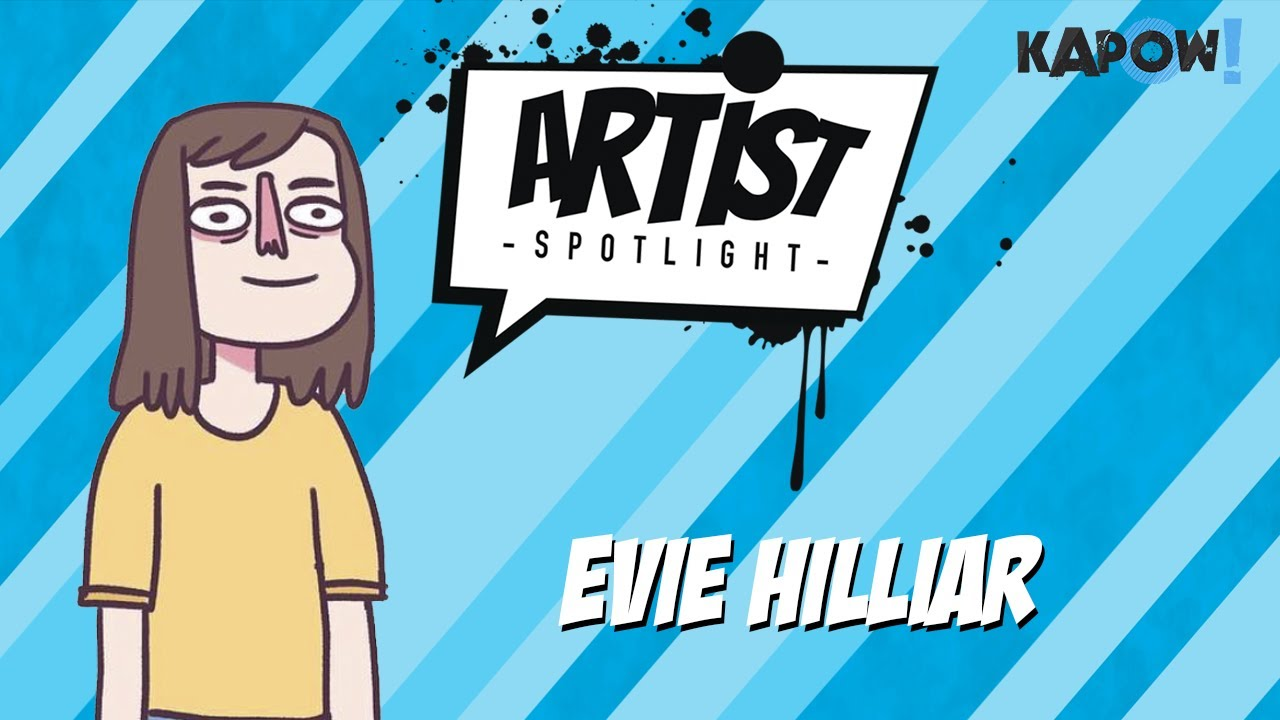 Artist Spotlight: Evie Hilliar