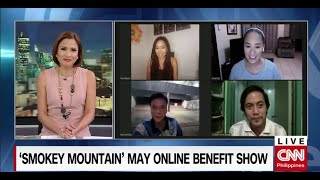 Smokey Mountain: June 28, 2020 CNN Philippines Interview
