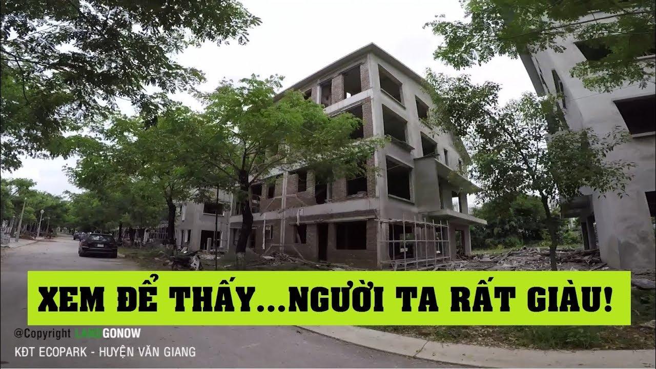 Nhà đất khu đô thị Ecopark, DT379, Xuân Quan, Văn Giang, Hưng Yên – Land Go Now ✔