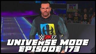 WWE 2K17   Universe Mode - 'PATHETIC TABLES MATCH!'   #173