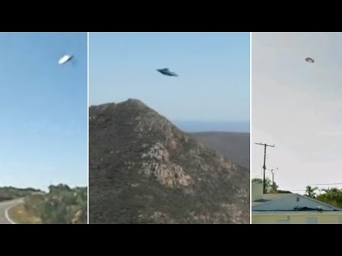 Multiple Discovered UFOs Deleted from Google Earth - FindingUFO