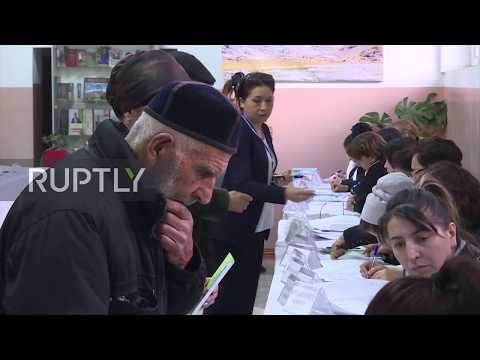 Tajikistan: Citizens cast their vote in parliamentary elections