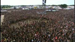 Exodus - Strike of the beast - Live at wacken - Wall of death