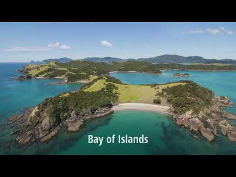 Top 10 Vacations New Zealand