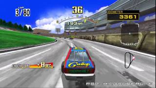 Daytona USA - Survive 5000 Trophy
