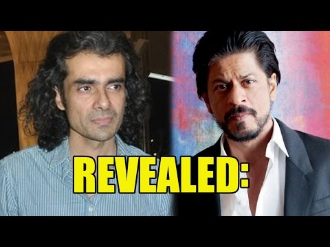 Revealed: Shah Rukh Khan's Name In Imtiaz Ali's Next And It's Exciting!