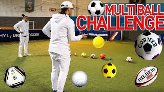 CROSS BAR CHALLENGE SPECIAL feat. ANDREAS S3FREESTYLE ! #TTC12 thumbnail