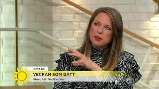 Utöya-massakern blir film - Nyhetsmorgon (TV4)
