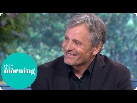 Viggo Mortensen Talks Captain Fantastic And Off-Grid Parenting | This Morning